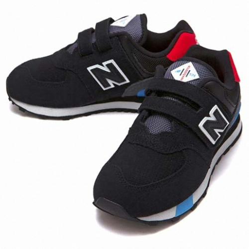New Balance YV574JHO 麂皮魔鬼氈復古童鞋 寬楦 -NO.YV574JHO