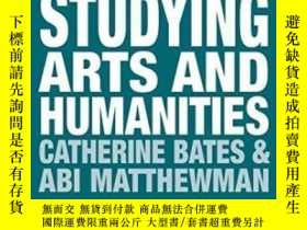 二手書博民逛書店Studying罕見Arts And Humanities (palgrave Study Skills)-學習藝