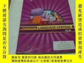 二手書博民逛書店PEARSON罕見LANGUAGE CENTRALY17081