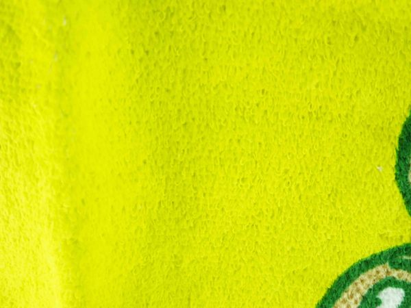 【震撼精品百貨】丸子三兄弟_だんご三兄弟-長毛巾-兩串黃