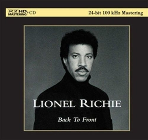 【停看聽音響唱片】【K2HD】LIONEL RICHIE:Back To Front