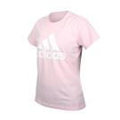 ADIDAS 女短袖T恤(純棉 亞規 休閒 上衣 慢跑 愛迪達≡體院≡ GL0726