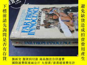 二手書博民逛書店FAR罕見FROM INNOCENCE LOIS WYSEY59