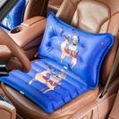 夏天冰枕冰墊水枕頭水墊涼墊冰枕組合辦公室汽車降溫冰墊椅子涼墊 橙子精品