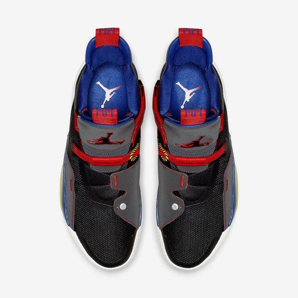 Nike Air Jordan XXXIII 33 PF [BV5072-001] 男鞋 喬丹 經典 潮流 籃球 黑
