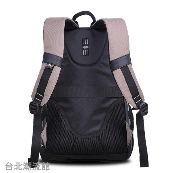雙肩包男士韓版女式時尚防水休閒旅行包學生書包電腦雙肩背包