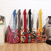 鐵藝吉他墻飾 創意裝飾居家咖啡廳酒吧墻壁掛件        瑪奇哈朵