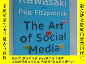 二手書博民逛書店The罕見Art of Social Media:Power T