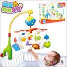 嬰兒床 音樂鈴 玩具 音樂旋轉鈴-寶寶快...