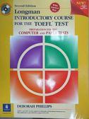 【書寶 書T3 /語言學習_QOP 】Longman Introductory Course for the Toefl