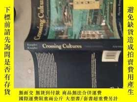 二手書博民逛書店CROSSING罕見CULTURESY20331 HENRY K