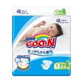 (預購)日本大王 黏貼型紙尿褲 日本境內版S(84x4串)【康是美】