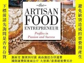 二手書博民逛書店The罕見Artisan Food Entrepreneur: