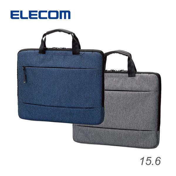 【加也】ELECOM IBCH-15系列 輕便型 15.6吋 輕便型收納電腦手提包