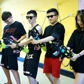 玩具水槍潑水節大號水槍玩具男女孩抽拉式氣壓兒童呲水槍高壓成人沙灘戲水JY