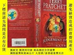 二手書博民逛書店The罕見Science of Discworld IV 英文原版小說 精裝Y23200 terry prat