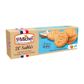 St.Michel 椰子風味餅   120g【愛買】