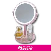樂品LED燈帶桌鏡(圓型)-箱購