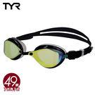 美國TYR 成人用競速電鍍泳鏡 Laser Evo Metallised 台灣總代理-電鍍防霧
