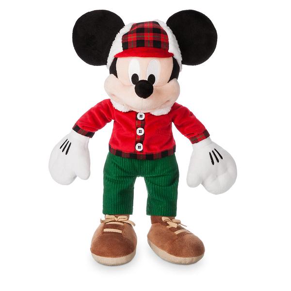 Disney 迪士尼 米奇 米老鼠 MICKEY MOUSE 限定款 填充玩偶 美國進口 DIS016