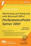 二手書 The Rational Guide To Monitoring and Analyzing with Microsoft Office PerformancePoint Server 20 R2Y 1932577416
