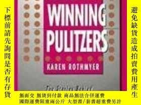 二手書博民逛書店Winning罕見Pulitzers-贏得普利策獎Y436638 Karen Rothmyer Columbi