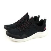 SKECHERS 運動鞋 女鞋 黑色 針織 149090BKW no148