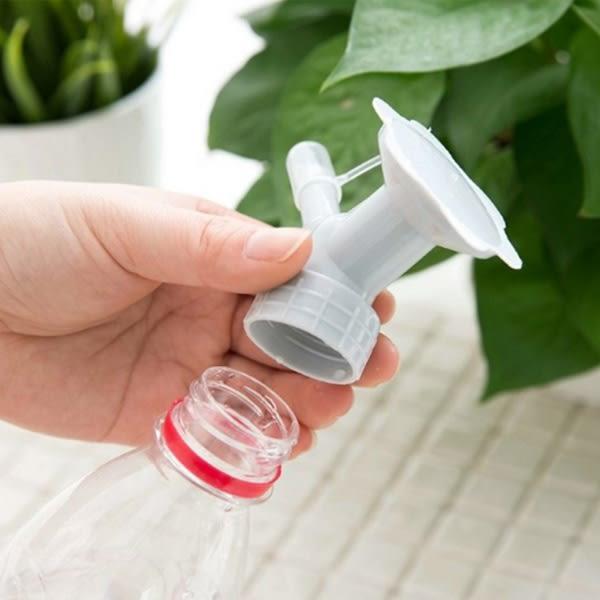 【BlueCat】向日葵造型兩用盆栽灑水瓶蓋便利澆花器