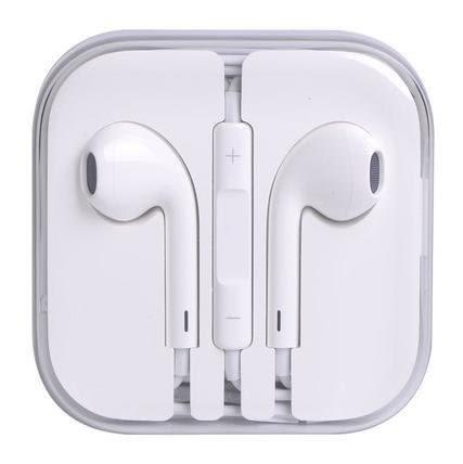 矮胖老闆 高品質 蘋果耳機 IPhone耳機 立體聲音 線控 高音質 iphone6/6s plus 娃娃機【A72】