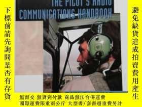 二手書博民逛書店The罕見pilot s radio communication