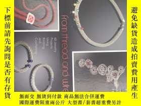 二手書博民逛書店From罕見Thread and Wire: 60 Jewelr