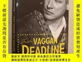 二手書博民逛書店瑞典語原版罕見Från Vaggan Till Deadline