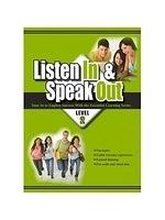 二手書博民逛書店《大專用書:Listen In & Speak Out  Level 2(書+CD)》 R2Y ISBN:9789866990380