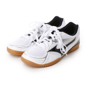 MIZUNO 男女 CROMATCH PLIO RX3 美津濃 桌球鞋 黑/白 - 81GA163009
