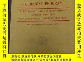 二手書博民逛書店proceedings罕見of the technical pr