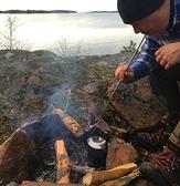 不鏽鋼伸縮吹火管 吹火棒 伸縮吹火管 野營生火 吹氣棒 野外求生 露營 戶外野炊【CP059】