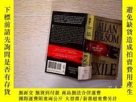 二手書博民逛書店Allan罕見Folsom - 流放The Exile 英文原版