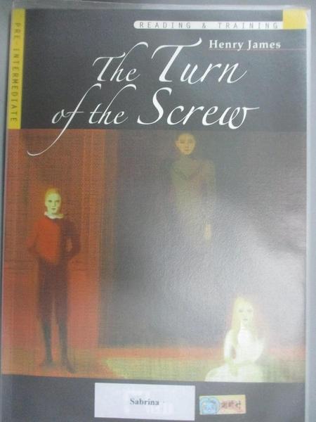 【書寶二手書T8/原文書_GPH】Turn of the Screw+cd_James, Henry