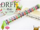 【小麥老師樂器館】雨聲柱 41cm 雨聲砂筒 奧福 ORFF 兒童樂器 RX001【O8】 節奏樂器 奧福樂器
