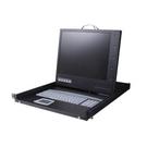 SUNBOX 單埠19吋 LCD KVM (KVM6500-19)