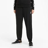 PUMA 女款黑色流行系列 CLASSICS長褲 53041601
