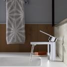 【麗室衛浴】KOHLER PARALLEL 單槍面盆龍頭 (拋光鍍鉻)23472T-4-CP
