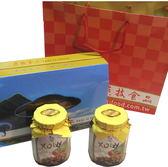 【蔡技食品】1盒_XO干貝醬禮盒_小辣(每盒2罐,每罐380G)(免運)