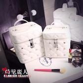 化妝包便攜收納包大容量多功能化妝箱盒手提 全店88折特惠