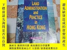 二手書博民逛書店【英文原版】Land罕見Administration and P