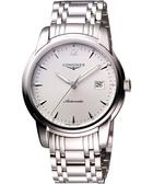 LONGINES 浪琴 Saint-Imier 經典復刻腕錶/手錶-銀 L27664726