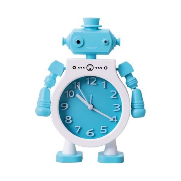 創意機器人鬧鐘 造型鬧鐘 指針時鐘 指針鬧鐘 桌鐘 鬧鈴 數字鐘 造型時鐘