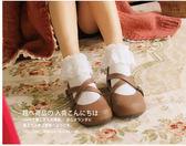 日系娃娃鞋演出小皮鞋森女系搭扣小清新平底可愛圓頭女鞋 黛尼時尚精品