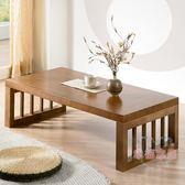 可折疊實木茶几簡約客廳整裝小戶型創意方形現代茶桌經濟型小茶几