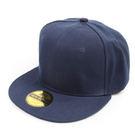 (藍色)美式休閒素面棒球帽【NQ-B001-3】
